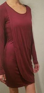 Bar III cape dress
